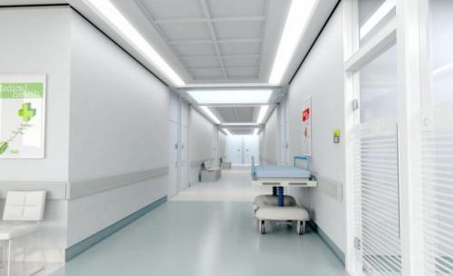 我昨天去医院做了新冠病毒的核酸检测……